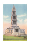 Washington Masonic Memorial, Alexandria Art