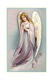 A Holy Easter, Angel Posters