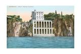 Crawford Villa, Sorrento, Campania Posters