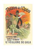 Theatre de L'Opera, 1896 Art