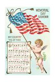 Memorial Day Souvenir Prints
