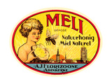 Vintage Honey Label Prints