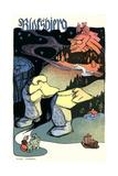 Bloksbjerg, Tivoli Program Print