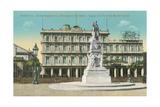 Inglaterra Hotel, Havana, Cuba Art