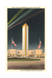 Us Government Building, Texas Centennial Posters