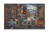 Sycamore Street, Petersburg Prints
