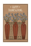 Arts and Crafts Thanksgiving Posters