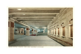 Suburban Concourse, Grand Central Station Prints