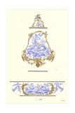 Sevres Porcelain Urn and Bowl Prints