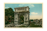 Arch of Titus, Rome Prints