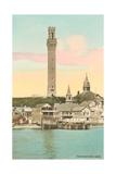 Vintage Provincetown Kunstdrucke