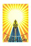 Bright Sun, Ship Posters
