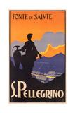 Fonte De Salute, S. Pellegrino Posters