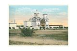 San Xavier De Bac Mission, Tucson Prints