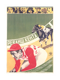 Russian Jockey Film Poster Prints