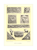 Bas Reliefs Posters