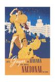 It's Gayer in Havana Poster
