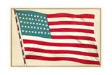 American Flag Prints