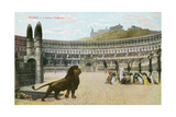 Christians vs. Lions, Roman Coliseum Prints