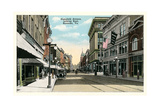Vintage Downtown Roanoke Posters