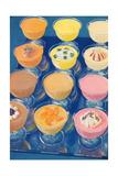 Puddings on Parade Giclée-Premiumdruck