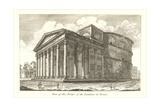 Pantheon Portico, Rome Prints