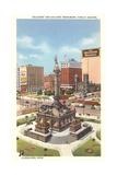 Public Square, Cleveland Art