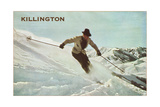 Old Time Skier, Killington Prints