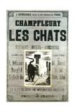 Champfleury Les Chats Prints