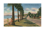 Channel Drive, Montecito, Santa Barbara Prints