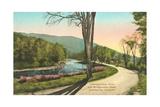 Ottauquechee River, Woodstock, Vermont Posters