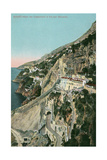Amalfi Coast, Capuchin Hotel Art