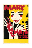 Marx Email Lacquer Poster Posters