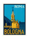 Albergo Bologna, Roma Posters