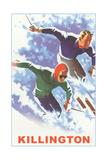 Killington Ski Poster Prints