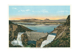 Roosevelt Dam, Apache Trail Posters