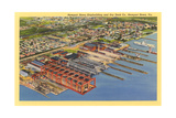 Newport News Shipyard Prints