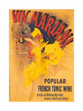 Vin Mariani, Tonic Wine Prints