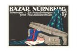 Nuremburg Bazaar Posters