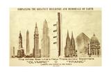 Buildings vs. Titanic Reprodukcje