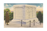 Tomb of the Unknown Soldier, Arlington Posters