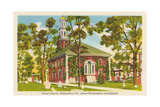 Christ Church, Alexandria, Virginia Prints