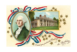 Washington, Mt. Vernon Prints