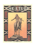 The Etude, Magazine Cover Prints