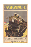 Canadian Pacific Poster Poster
