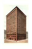 Rockefeller Building, Cleveland Print