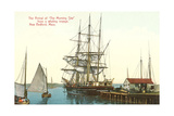 Whaler Morning Star, New Bedford Poster