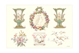 Sevres Porcelain and Motifs Posters