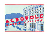 Acroopole Hotel, Athens, Greece Art