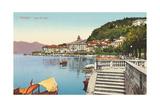 Bellagio, Lake Como Prints